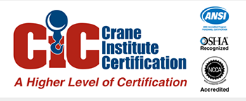 crane institute certification